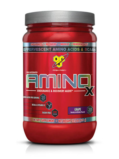 BSN-Amino X Fruit Grape 435 Gr