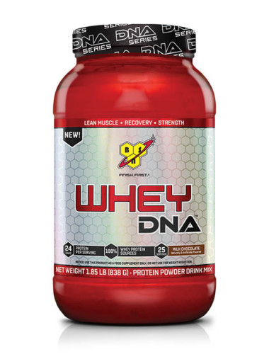 BSN-Whey DNA Chocolate Milkshake 1.85 Libras