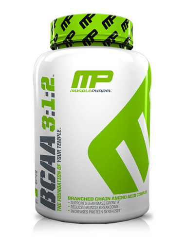 MUSCLEPHARM-BCAA 3 2 1 Blue Raspberry