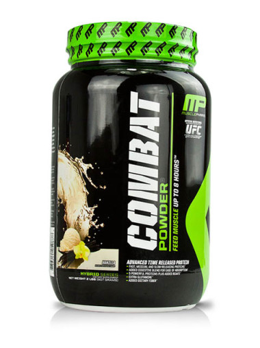MUSCLEPHARM-Combat Powder Vainilla Ice Cream