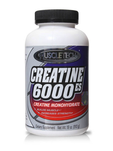 MUSCLETECH-Ceratine BCAA 6000 ES