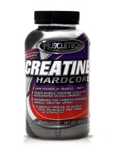MUSCLETECH-Creatine Hardcore