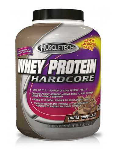 MUSCLETECH-Whey Protein Hardcore Chocolate